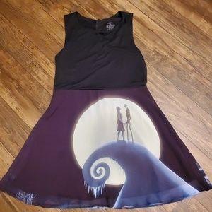 Disney's Nightmare Before Christmas Dress